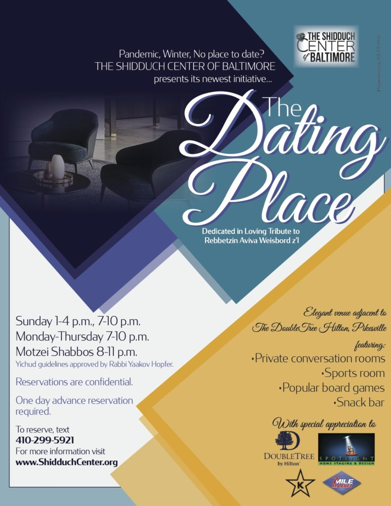 Shidduch dating places zimbabwe dating websites